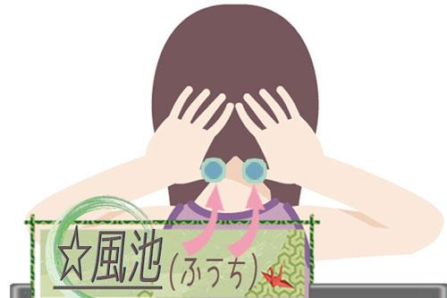 風池(ふうち)◆画像