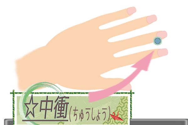 中衝(ちゅうしょう)の画像